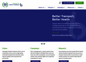 bettertransport.org.uk