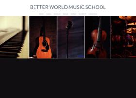 betterworldmusicschool.com