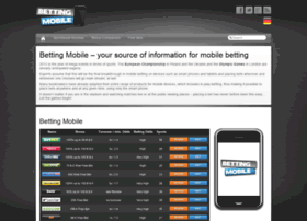 betting-mobile.info