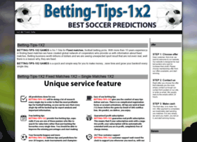 betting-tips-1x2.com