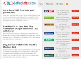 bettinglatest.com