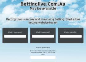 bettinglive.com.au