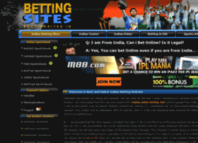 bettingsites.in