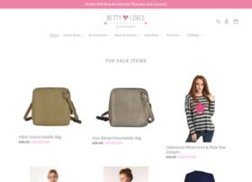 bettyloves.co.uk