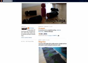 bettyninja.blogspot.com