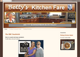 bettyskitchenfare.com