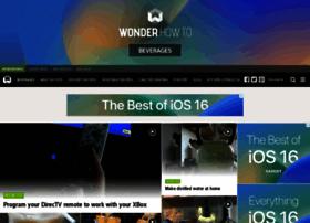 beverage-recipes.wonderhowto.com