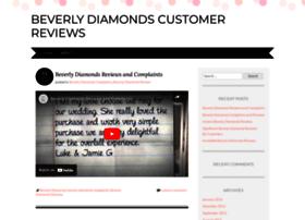 beverlydiamonds4review.wordpress.com
