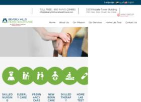 beverlyhillshomehealthcare.com