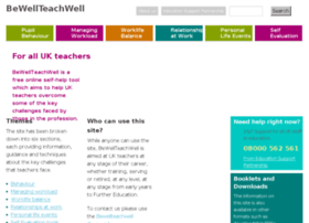 bewellteachwell.org.uk