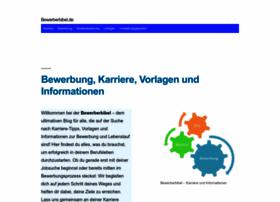 bewerberbibel.de