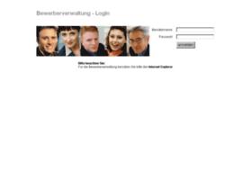 bewerberverwaltung.index.de