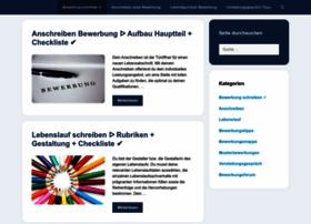 bewerbung-schreiben.de