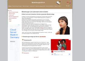 bewerbungen24.ch