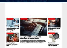 bewerbungsentwurf.de