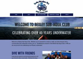 bexleysubaqua.co.uk