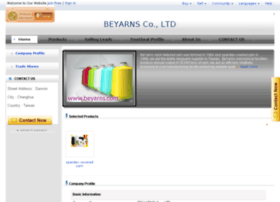 beyarns.clabers.com
