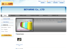 beyarns.ec21platinumscript.com