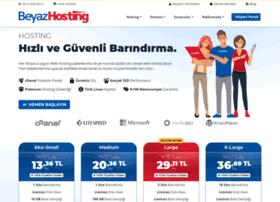 beyazhosting.com