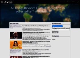 beyonce.trendolizer.com
