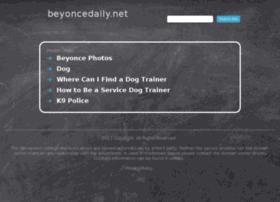 beyoncedaily.net