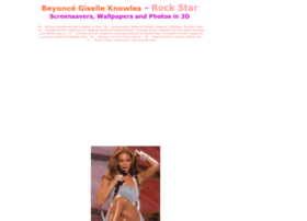 beyonceknowles.pages3d.net