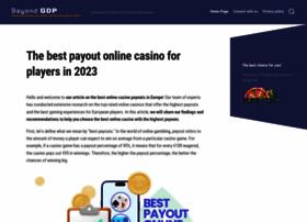 beyond-gdp.eu