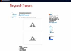 beyond-ramen.blogspot.com