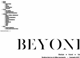beyondblessedblog.com