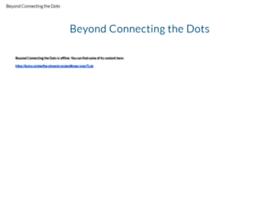 beyondconnectingthedots.com