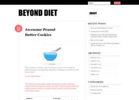 beyonddiet12.wordpress.com