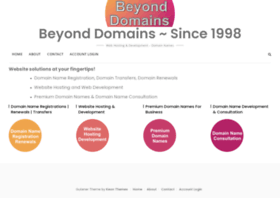 beyonddomains.com
