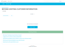 beyondhosting.net