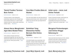 beyondidentitytheft.com