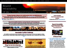 beyondintractability.org