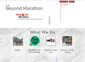 beyondmarathon.com