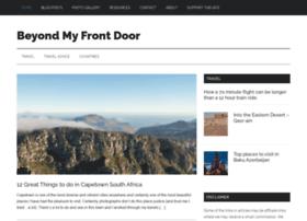 beyondmyfrontdoor.com