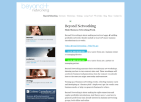 beyondnetworking.co.uk