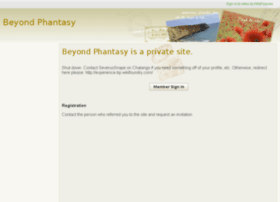 beyondphantasy.wikifoundry.com