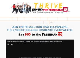 beyondthefreshman15.com