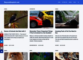 beyondthepitch.net