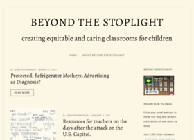 beyondthestoplight.com