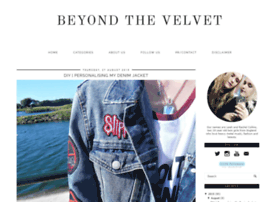 beyondthevelvet.blogspot.co.uk