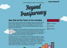 beyondtransparency.org