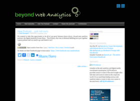 beyondwebanalytics.com