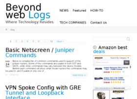 beyondweblogs.com