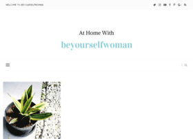 beyourselfwoman.com