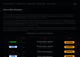 bez-depozytu.com