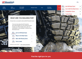 bfgoodrich.co.nz