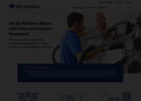 bg-kliniken.de